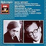 Clara Haskil Bach: Concerto For 2 Pianos BWV 1061/Mozart: Concerto For 2 Pianos, K.365/Beethoven: Concerto No.1, Op.15
