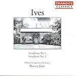 Neeme Järvi Ives: Symphonies Nos. 1 And 2