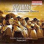 Neeme Järvi Brahms: Complete Hungarian Dances