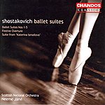 Neeme Järvi Shostakovich: Ballet Suites