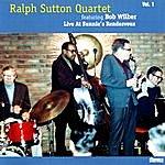 Ralph Sutton Ralph Sutton Quartet Featuring Bob Wilber: Live At Sunnie's Rendezvous, Vol.1