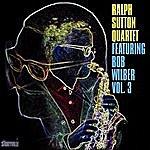 Ralph Sutton Ralph Sutton Quartet Featuring Bob Wilber, Vol.3