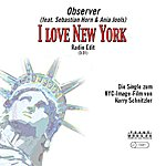 The Observer Band I Love New York (Single)