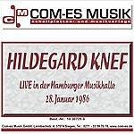 Hildegard Knef Live In Der Hamburger Musikhalle, 28.Januar 1986