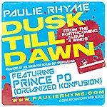 Paulie Rhyme Dusk Till Dawn (6-Track Maxi-Single)