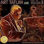 Art Tatum Live: 1945-49, Vol.3
