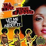 Ida Corr Let Me Think About It (4-Track Maxi-Single)