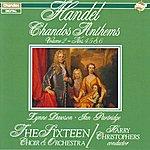 George Frideric Handel Handel: Chandos Anthems, Vol. 2: Nos.4, 5 & 6