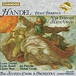 George Frideric Handel Handel: Nisi Dominus/Silete Venti/Dixit Dominus