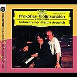 Gidon Kremer Prokofiev: Violinsonaten (5 Melodien)