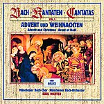 Karl Richter Bach Kantaten/Cantatas: Advent Und Weihnacten/Advent & Christmas/Avent Et Noël