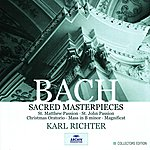 Karl Richter Bach: Sacred Masterpieces (St. Matthew Passion/St. John Passion/Christmas Oratorio/Mass in B Minor/Magnificat) (10-CD Set)