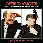 Don Thompson Opus D'amour