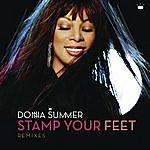Donna Summer Stamp Your Feet (7-Track Remix Maxi-Single)