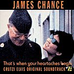 James Chance Grutzy Elvis Soundtrack (4-Track Maxi-Single)