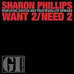 Sharon Phillips Want 2/Need 2