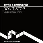 Jaymo Don't Stop (2-Track Single)