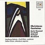 Emil Klein Christmas Cantatas: Bach/Gounod/Scarlatti/Galuppi/Bernhard