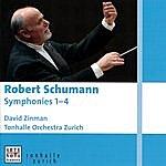 David Zinman Schumann: Symphonies Nos.1-4 (2-CD Set)