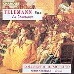 Simon Standage Telemann, Vol.1: La Changeante