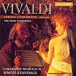 Simon Standage Vivaldi: String Concertos, Vol.1