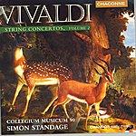 Simon Standage Vivaldi: String Concertos, Vol.2