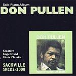 Don Pullen Solo Piano Album