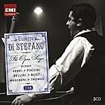 Giuseppe Di Stefano Giuseppe Di Stefano: The Opera Singer (3-CD Set)