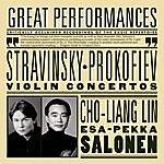 Esa-Pekka Salonen Stravinsky & Prokofiev: Violin Concerto/Violin Concertos Nos.1 & 2