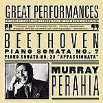 Murray Perahia Beethoven: Sonatas Nos.7 & 23