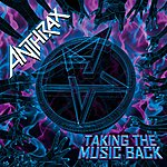 Anthrax Taking The Music Back (4-Track Maxi-Single)