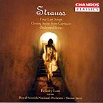 Felicity Lott Strauss: Four Last Songs/Capriccio: Closing Scene/Orchestral Songs