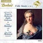 Simon Standage Leclair: Violin Sonatas, Vol.1