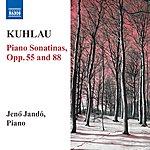 Jenő Jandó Friedrich Kuhlau: Piano Sonatinas, Opp.55 and 88