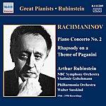 Artur Rubinstein Rachmaninov: Piano Concerto No.2/Rhapsody On A Theme Of Paganini