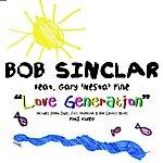 Bob Sinclar Love Generation (Single)