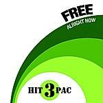 Free All Right Now (3-Track Maxi-Single)