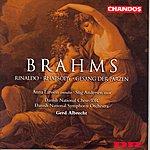 Gerd Albrecht Brahms: Gesang Der Parzen/Rhapsodie/Rinaldo