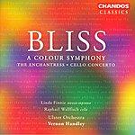 Vernon Handley A Colour Symphony/The Enchantress/Cello Concerto