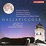 Gianandrea Noseda Dallapiccola: Tartiniana/Due Pezzi/Variazioni Per Orchestra/Piccola Musica Notturna/Frammenti Sinfonici Dal Balleto 'Marsia'
