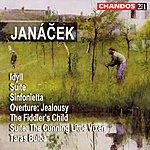 Czech Philharmonic Orchestra Janácek: Idyll/Suite/Sinfonietta/Overture: Jealousy/The Fiddler's Child/Suite: The Cunning Little Vixen/Taras Bulba (2 CD Set)