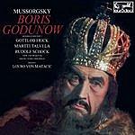 Lovro Von Matacic Mussorgsky: Boris Godunow (Querschnitt)