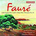 Kathryn Stott Cello Sonatas Nos.1 And 2/Piano Trio/Nocturne No.13