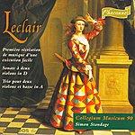 Simon Standage Leclair: Premiere Recreation De Musique D'une Execution Facile/Sonata For 2 Violins in D Major