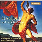 Simon Standage George Frideric Handel: Overtures For Oratorios