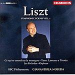Gianandrea Noseda Liszt: Symphonic Poems, Vol.1 (Ce Qu'On Entend Sur La Montagne/Tasso: Lemento E Trionfo/Les Préludes/Orpheus)