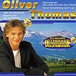 Oliver Thomas Die Goldene Hitparade Der Volksmusik: Oliver Thomas