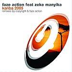 Faze Action Kariba 2005 (4-Track Maxi-Single)