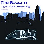 The Return Lights Out/New Day (4-Track Maxi-Single)