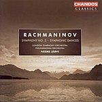Neeme Järvi Rachmaninov: Symphony No.3/Symphonic Dances